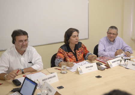 CNTE e IEAL realizam reunião para debater o Programa Mundial Contra o Comércio Educacional