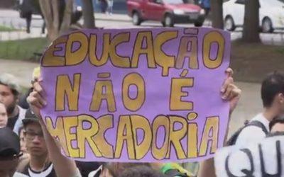 Balanço de estudantes aponta 791 escolas ocupadas no Paraná