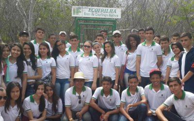 Alunos de escola pública de Iguatu (CE) criam lei para preservar a caatinga e ganham prêmio nacional