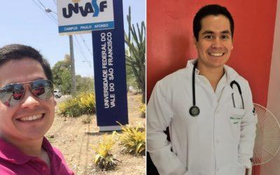 Jovem advogado de Paulo Afonso que estudou em escola pública é aprovado em Medicina na Univasf