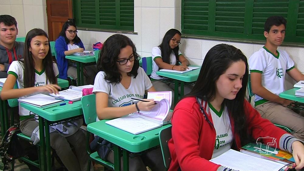 Ceará tem menor taxa do país em repetência no Ensino Médio, diz Inep