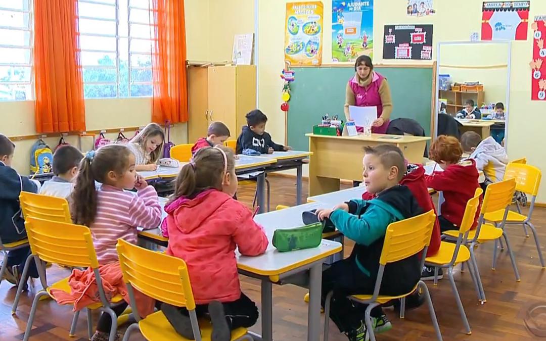 São Domingos do Sul é destaque em educação no RS, aponta índice da FEE