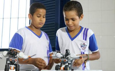 Estudantes da rede municipal de Itapissuma criam drone para monitorar a cidade
