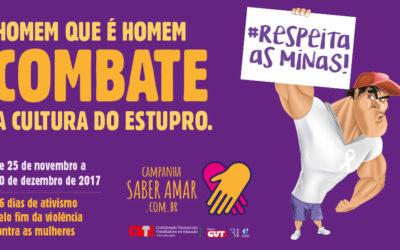 CNTE lança campanha de combate à violência nas escolas