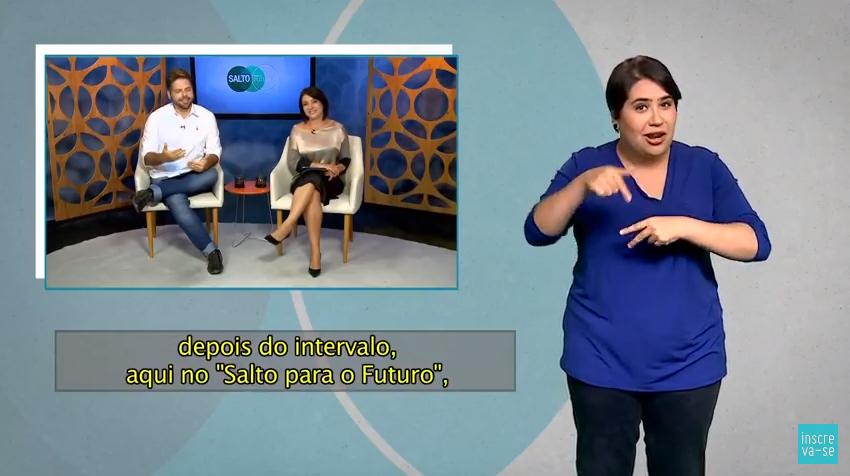 Acessibilidade, qualidade e inovação: TV INES integra públicos surdo e ouvinte