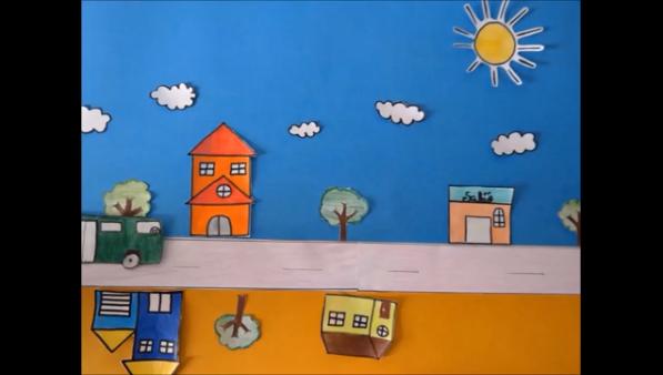 Alunos de escola pública desenvolvem projeto de mobilidade urbana