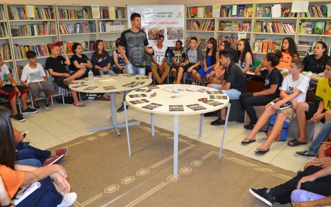 Inspirado em filme, projeto em escola pública de Piracicaba estimula reflexão e resulta em dois livros escritos por alunos