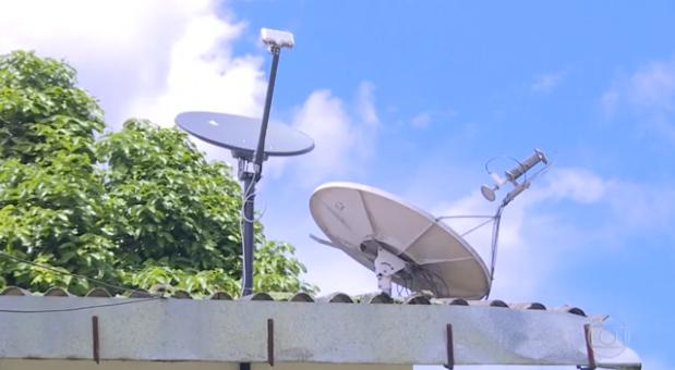 Projeto que vai levar internet para áreas isoladas começa a funcionar