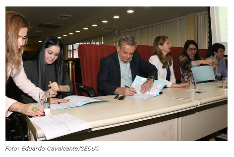 Após reforma Escola Augusto Carneiro dos Santos será a primeira escola pública bilíngue em Libras do Norte