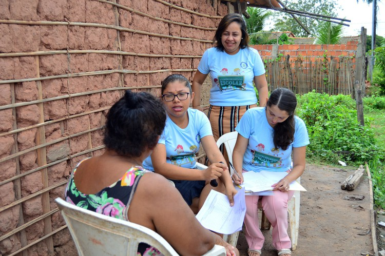 """Escola da rede municipal de Imperatriz (MA) desenvolve projeto """"Acompanhamento Escolar"""""""