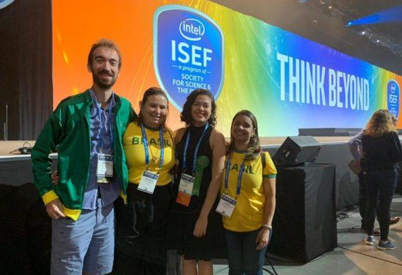 Projeto de estudante de escola do Rio Grande do Norte é destaque em Feira de Ciências nos Estados Unidos