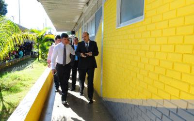 GDF lança pacote de medidas para a paz nas escolas