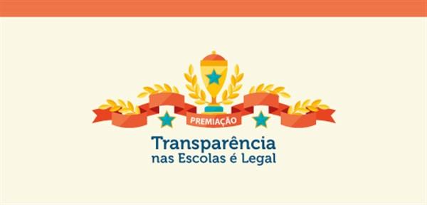 """Projeto """"Transparência nas Escolas é Legal"""" premia escolas nesta quinta (23)"""