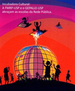 Incubadora Cultural lança livro produzido por alunos e professores de escolas públicas