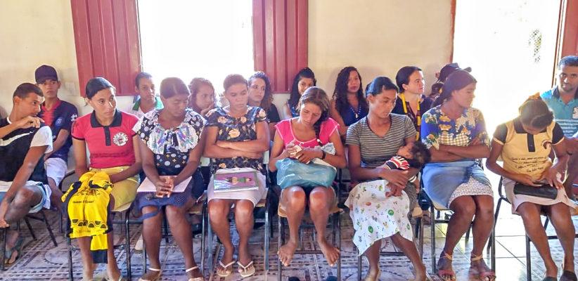 Oficinas vão preparar jovens Xakriabá para provas do Enem
