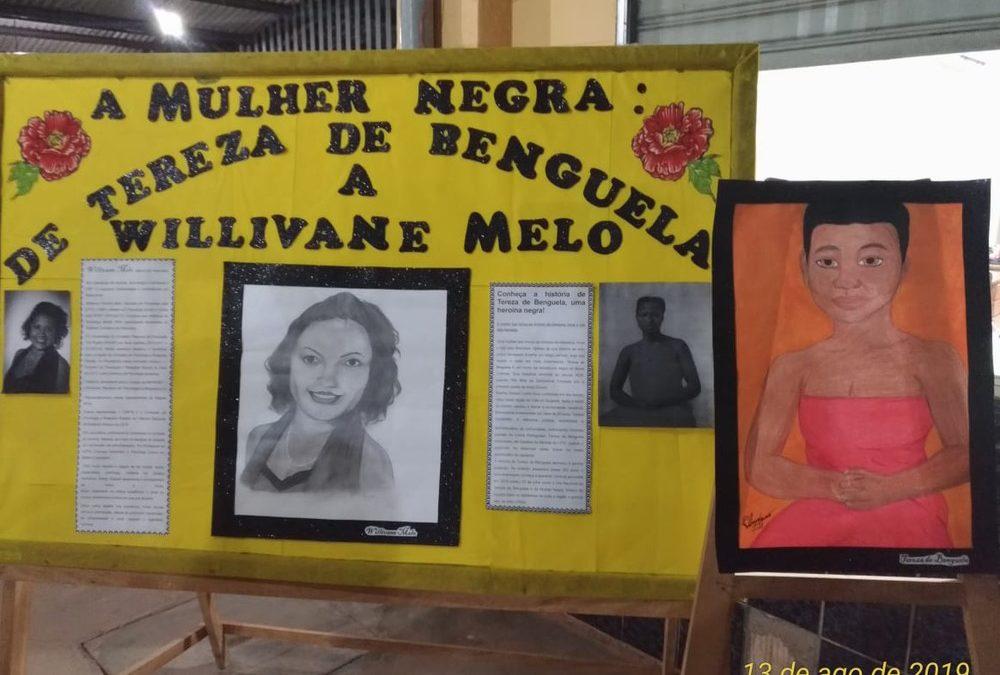 Semana do Estudante homenageia mulheres negras em Santarém e região metropolitana