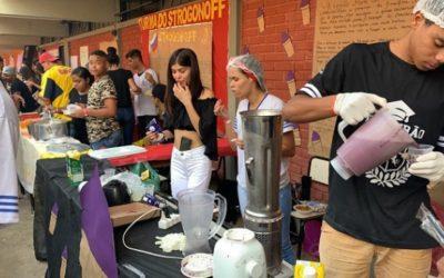 Escola de Belo Horizonte (MG) usa a gastronomia para ensinar história do Brasil